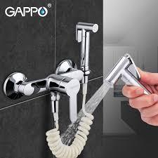 <b>Gappo bidet faucet bidet</b> sprayer hand shower Bathroom chrome ...