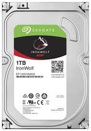 <b>Жесткий диск Seagate IronWolf</b> 1 TB ST1000VN002 — купить по ...