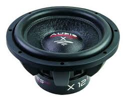 <b>Audio System</b> x 12 Evo <b>x Ion Series</b> Evo Woofer 30cm Long Stroke ...