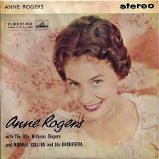 Artist: Anne Rogers. Label: His Master's Voice. Country: UK. Catalogue: GES 5796. Date: 8 Apr 1960. Format: EP. Title: Anne Rogers - anne-rogers-the-night-they-invented-champagne-his-masters-voice