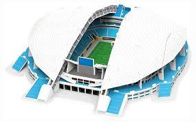 <b>3D пазл</b> Стадион Фишт Сочи 107 деталей <b>IQ 3D Puzzle</b> - купить ...