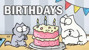 Birthdays - Simon's Cat | GUIDE TO - YouTube