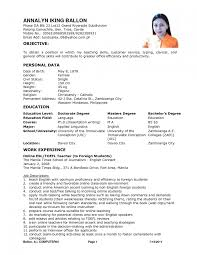 resume for teachers no experience examples cipanewsletter montessori teacher resume teacher resumes resume and pre resume