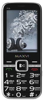 <b>Телефон MAXVI P18</b> — купить по выгодной цене на Яндекс ...