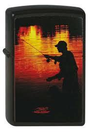 <b>Зажигалка Zippo FISHERMAN</b> 218 на ZIPPO-RUSSIA.RU