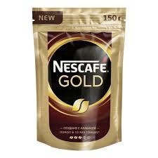 <b>Кофе растворимый NESCAFE</b>® Gold натуральный, 150 гр ...