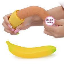 disguise <b>Banana Dildo Vibrator</b> For Women Realistic Huge Penis ...