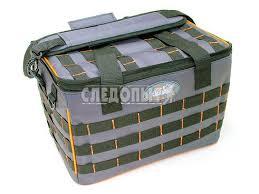 <b>Сумка рыболовная Следопыт Base</b> Lure Bag XL 38х26х25 см PF ...