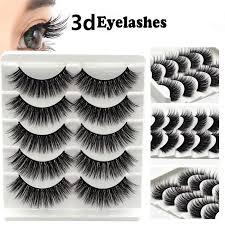 2019 Fashion 60pcs Professional Makeup Individual Cluster Eye ...