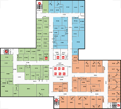wayfinding plan autocad cad office space layout
