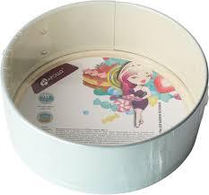 <b>Форма для выпечки Apollo</b> Brownie, разъемная, круглая, цвет ...