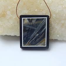 69.5cts <b>Wholesale natural black stone</b> and crystal
