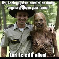 Carl!!! Loris' Still Alive!!! by MemeTheKing on DeviantArt via Relatably.com