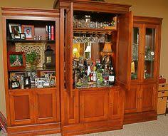 bar cabinets armoires and bar on pinterest built home bar cabinets tv