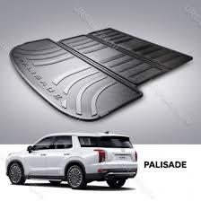 <b>Коврик в багажник TUIX</b> Palisade, производитель Mobis | Купить ...