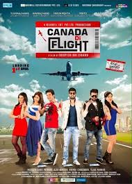 Watch  Canada Di Flight (2016) (Punjabi)    full movie online free