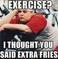 Funny Fitness | Gym Meme | Gym Humour | via Leaner Stronger You ... via Relatably.com