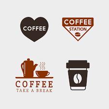 Бесплатно векторы | <b>Набор</b> элементов кофе и <b>кофейные</b> ...