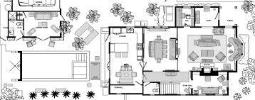 Tropical Beach House Floor Plan  tropical house designs and floor    Tropical Beach House Floor Plan