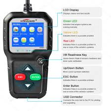 Buy <b>OBD2</b> Scanner OBD <b>Car</b> Diagnostic <b>Auto</b> Diagnostic-Tool ...