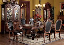 Formal Dining Room Furniture Sets Formal Dining Room Ideas With Nice Modern Chairs And Round Table