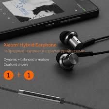 Интернет-магазин Оригинальные <b>наушники Xiaomi Hybrid</b> 2 ...