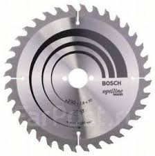 <b>Диск пильный Bosch</b> Optiline, <b>230х30мм</b>, 24 - Инструменты и ...