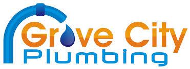 grove city plumbing grove city plumbing mobile logo