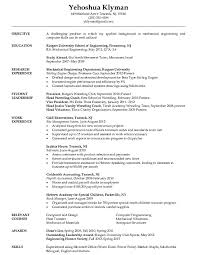 Graduate Engineering Cv Template Engineering CV Template CV     happytom co