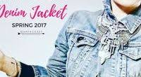 200 How to Layer for <b>Spring</b> 2018: <b>Denim</b> Jacket ideas | style, outfits ...