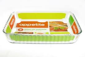 <b>Форма Для Запекания Appetite</b>, 30*23*6 См, Прямоугольная ...
