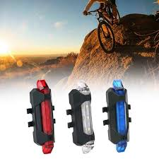 Bicycle Light Bicycle <b>Rear</b> Light Bike <b>LED Taillight</b> USB ...