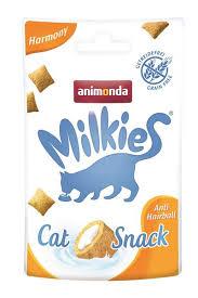 <b>Animonda Milkies Harmony</b> Hairball / <b>Лакомство</b> Анимонда Милкис ...
