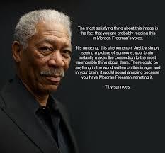 Morgan Freeman | Know Your Meme via Relatably.com