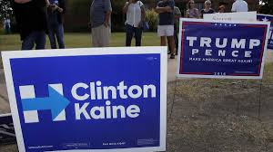 essay why i won t vote for hillary and i won t vote for donald campaign signs are shown in dallas ap photo tony gutierrez file