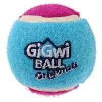 Мячик для собак <b>GiGwi GiGwi</b> ball Original маленький 3 шт (75339 ...