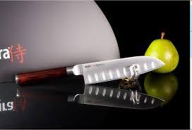 Купить <b>Нож кухонный Сантоку</b> волнистый <b>170</b> мм, Mo-V SM-0094 ...