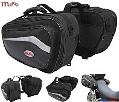 Motorcycle Motorbike Sports Storage Panniers 44L TO 60 Litre ...