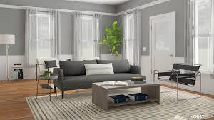 <b>Modern</b> Meets Minimal In A Sleek <b>Living Room</b>   <b>Modern</b>-<b>Style</b> ...