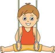 Image result for men's gymnastics cartoon