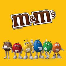 10 удивительных фактов об <b>M&M's</b> - Магазин франшиз