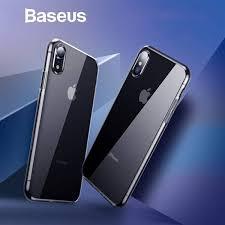 Силиконовый <b>чехол BASEUS для</b> iPhone Xr Simplicity Series Case