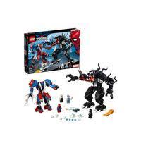 <b>LEGO Super Heroes 76115</b> Spider Mech vs. Venom | littlewoods.com