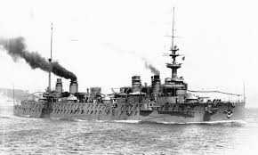French cruiser Sully