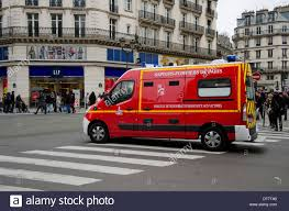 saving lives stock photos saving lives stock images alamy ambulance van of the fire brigade in the streets of paris stock