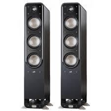 <b>Напольная акустика</b> Polk <b>Audio</b> Signature S60 Black - Cifra Store