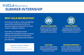 employment opportunities summer internship program