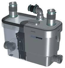 Купить <b>Канализационная установка SFA</b> SANISPEED (400 Вт) по ...