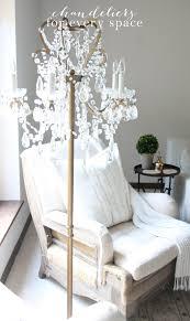 a roundup of gorgeous chandeliers including floor lamps plug chandelier floor lamp home lighting