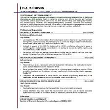 resume template  microsoft office resume templates resume        resume template  systems and network analyst resume template sample with professional experience  microsoft office